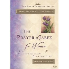 The Prayer of Jabez for Women - NEW DVD FACTORY SEALED