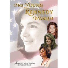 The Young Kennedy Women - NEW DVD FACTORY SEALED