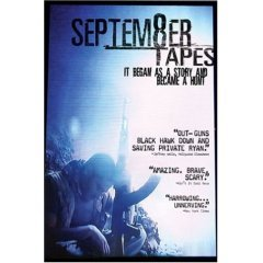 September Tapes - NEW DVD FACTORY SEALED