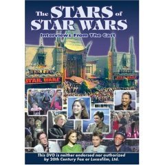 The Stars of Star Wars - NEW DVD FACTORY SEALED