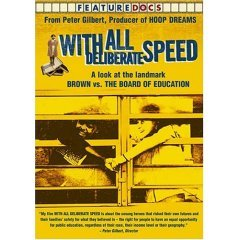 With All Deliberate Speed - NEW DVD FACTORY SEALED