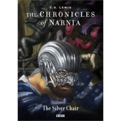 Chronicles of Narnia - The Silver Chair - NEW DVD FACTORY SEALED