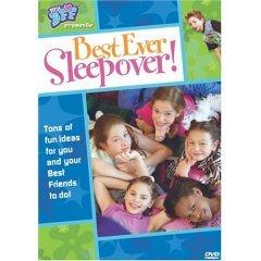 Best Ever Sleepover! (New DVD)