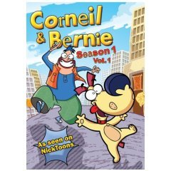 Corneil & Bernie Season 1 Volume 1 - NEW DVD FACTORY SEALED