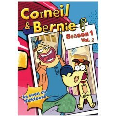 Corneil & Bernie Season 1 Volume 2 - NEW DVD FACTORY SEALED