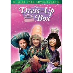 The Dress Up Box - NEW DVD FACTORY SEALED