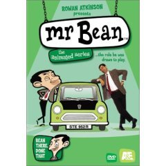 Mr Bean The Animated Series Volume 2 - NEW DVD FACTORY SEALED
