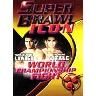 Super Brawl Icon - NEW DVD FACTORY SEALED