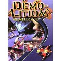 Super Brawl Demolition Volumes 1 & 2 - NEW DVD FACTORY SEALED
