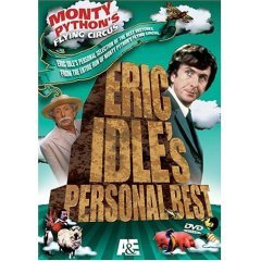 Monty Python's Flying Circus Eric Idle's Personal Best - NEW DVD FACTORY SEALED