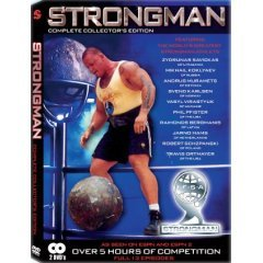 Strongman Complete Collector's Edition - NEW DVD FACTORY SEALED