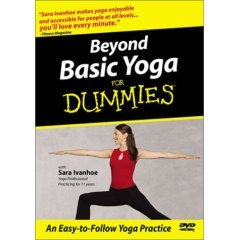 Beyond Basic Yoga For Dummies - NEW DVD FACTORY SEALED