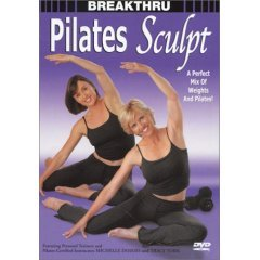 Breakthru Pilates Sculpt - NEW DVD FACTORY SEALED