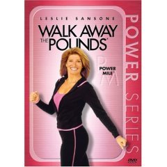 Leslie Sansone Walk Away The Pounds Power Mile - NEW DVD FACTORY SEALED