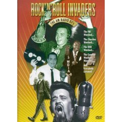 Rock 'n' Roll Invaders: AM Radio DJ's - NEW DVD FACTORY SELAED