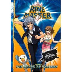 Rave Master Volumes 1-3 - NEW DVD BOX SET FACTORY SEALED