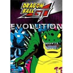Dragon Ball GT Evolution - NEW DVD FACTORY SEALED