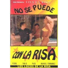 Viva La Risa No Se Puede Con La Risa - Spanish Version - NEW DVD FACTORY SEALED
