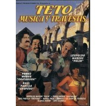 Teto Musica y Travestis - Spanish Version - NEW DVD FACTORY SEALED