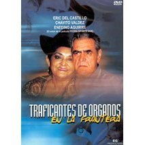 Traficantes De Organos De La Frontera - Spanish Version - NEW DVD FACTORY SEALED