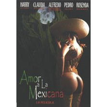 Amor a La Mexicana - Spanish Version - NEW DVD FACTORY SEALED