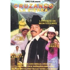 Cruzando La Sierra - Spanish Version - NEW DVD FACTORY SEALED
