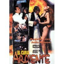 El Cura Ardiente - Spanish Version - NEW DVD FACTORY SEALED