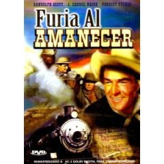 Furia Al Amanecer - Spanish Version - NEW DVD FACTORY SEALED