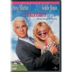 Housesitter - NEW DVD FACTORY SEALED