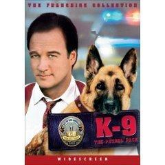K-9 - 3 Movie Patrol Pack  - NEW DVD FACTORY SEALED