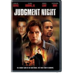 Judgment Night - NEW DVD FACTORY SEALED
