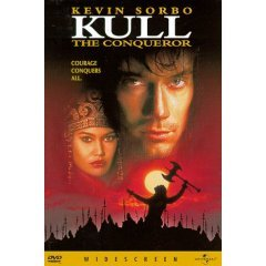 Kull The Conqueror - NEW DVD FACTORY SEALED