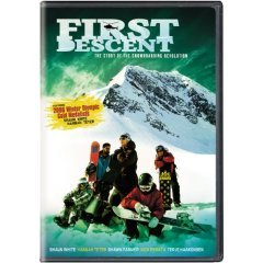 First Descent - NEW DVD FACTORY SEALED