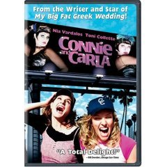 Connie and Carla - NEW DVD FACTORY SEALED