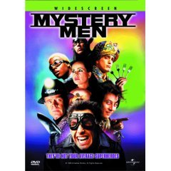 Mystery Men - NEW DVD FACTORY SEALED
