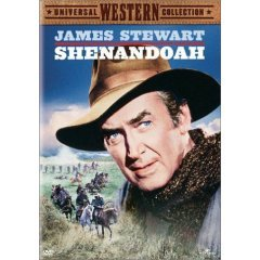 Shenandoah - NEW DVD FACTORY SEALED
