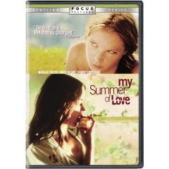 My Summer of Love - NEW DVD FACTORY SEALED