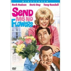 Send Me No Flowers - NEW DVD FACTORY SEALED