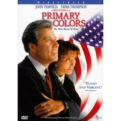 Primary Colors - NEW DVD FACTORY SEALED
