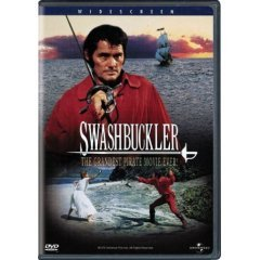 Swashbuckler - NEW DVD FACTORY SEALED