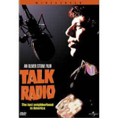 Talk Radio - NEW DVD FACTORY SEALED