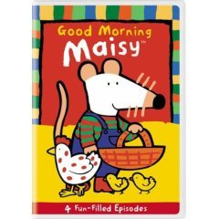 Good Morning Maisy - NEW DVD FACTORY SEALED