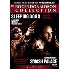 The Roger Donaldson Collection (Smash Palace - Sleeping Dogs) NEW DVD