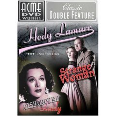 Hedy Lamarr -  Dishonored Lady - Strange Woman - NEW DVD FACTORY SEALED