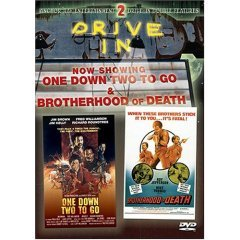 One Down, Two To Go - Brotherhood Of Death - NEW DVD FACTORY SEALED