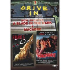 A Blade in the Dark - Macabre - NEW DVD FACTORY SEALED