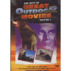 The Best of Great Outdoor Movies Volume 1 - NEW DVD FACTORY SEALED