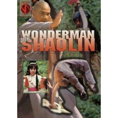 Wonderman of Shaolin - NEW DVD FACTORY SEALED
