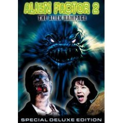 Alien Factor 2 (New DVD)