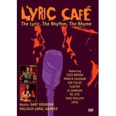 Lyric Cafe - NEW DVD FACTORY SEALED